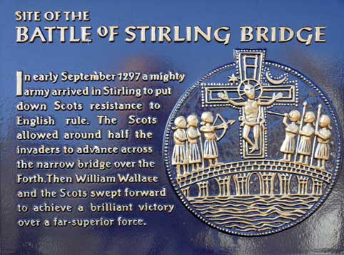 Stirling-Bridge-Plaque